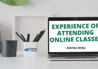 Online Classes Patna Diaries