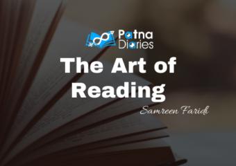 The Art of Reading Patna Diaries