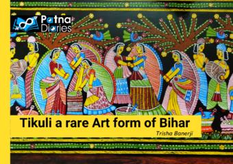 Tikuli a rare Art form of Bihar