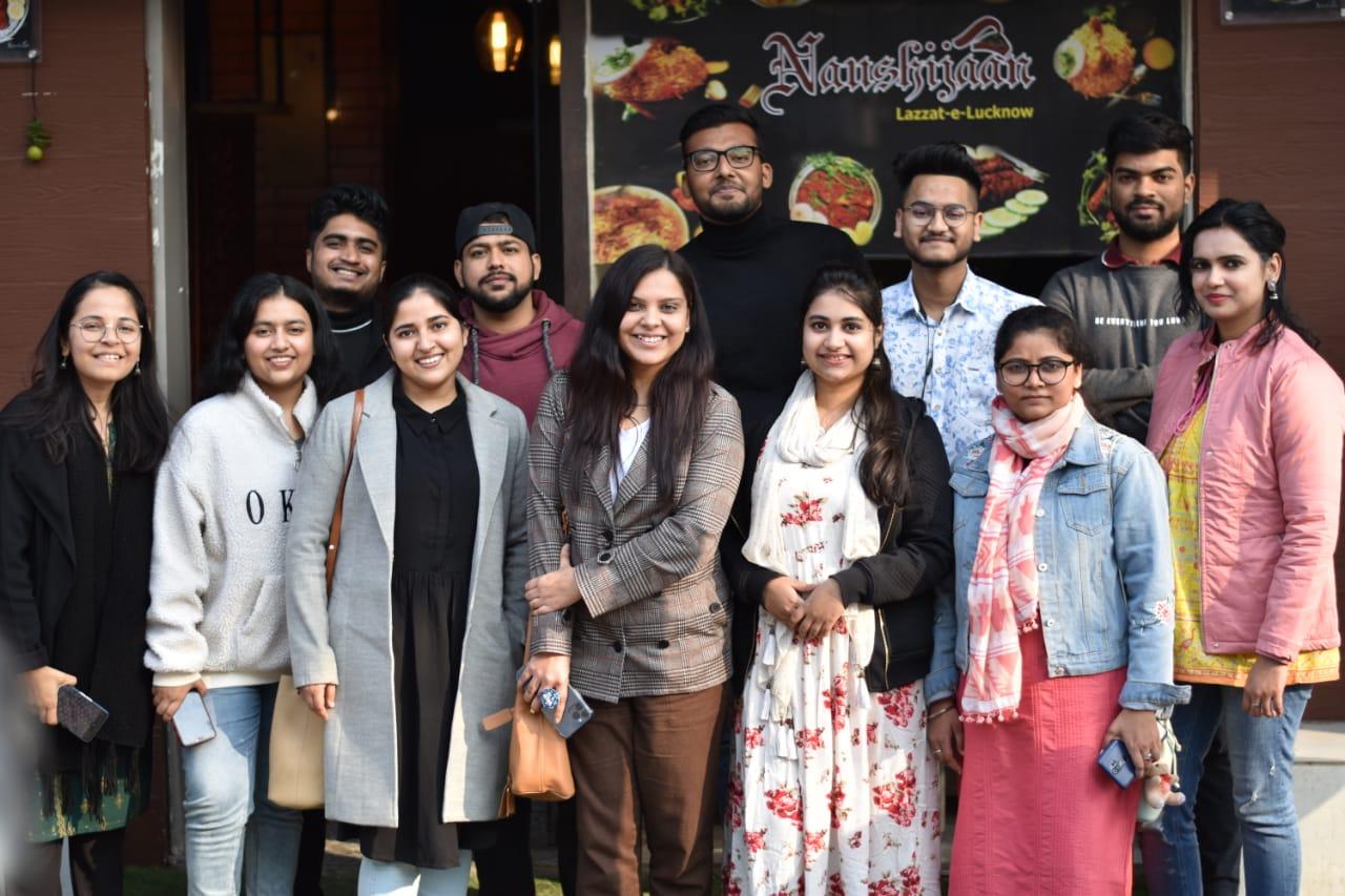 PFBC VISIT Naushinjaan Patna - Patna Diaries