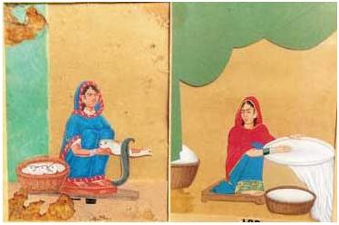Patna-kalam- PatnaDiaries-women